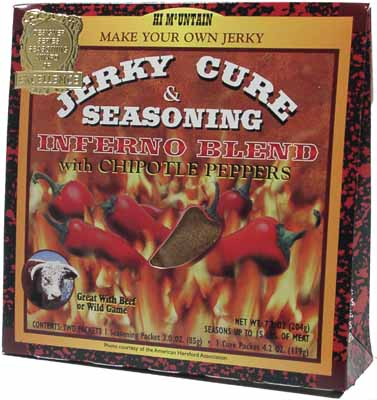 Hi Mountain Jerky Seasoning Kits - Inferno hiinferno